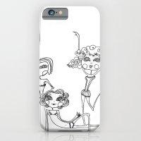 delfina models iPhone 6 Slim Case