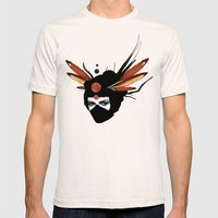 Dreamcatcher Mens Fitted Tee Natural SMALL