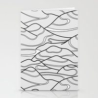Serpentines Stationery Cards