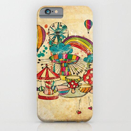 Funfair! iPhone & iPod Case