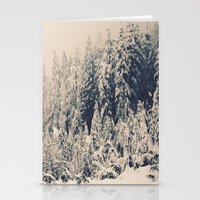 When It Is Winter, It Sn… Stationery Cards