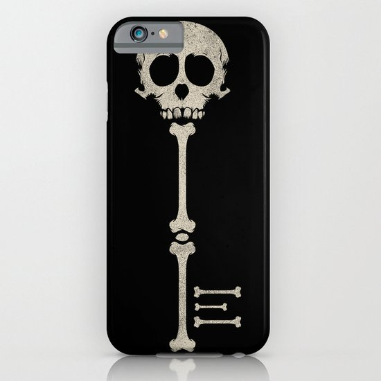 Skeleton Key iPhone & iPod Case