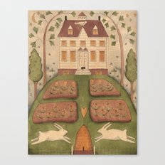 Bunny Hill Canvas Print