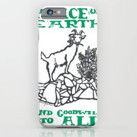 Peace on earth 2014 II iPhone 6 Slim Case