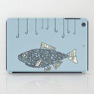 Kill Fish! iPad Case
