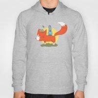 Foxy Friends. Hoody