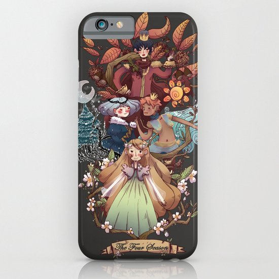 The Four Season iPhone & iPod Case