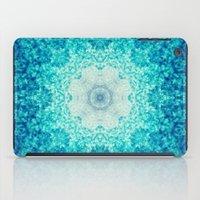 Blue Waves iPad Case
