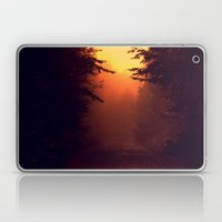 One Foggy Morning Laptop & iPad Skin
