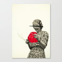 Jelly Addict Canvas Print