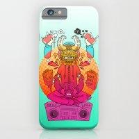 iPhone & iPod Case featuring Killamari Yo by KILLAMARI