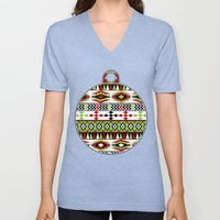 Christmas Jumper... Oh Dear!  Unisex V-Neck