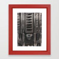 GHOST 23 Framed Art Print