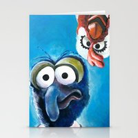 Gonzo And Camilla Muppet… Stationery Cards