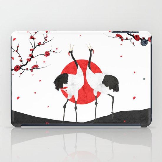 Love's Dance - Spring Version iPad Case