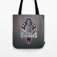 Cardassian Stratocrats Tote Bag