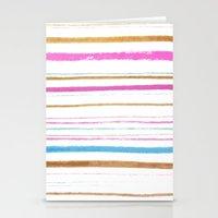 Betty's Beach Towel Stationery Cards