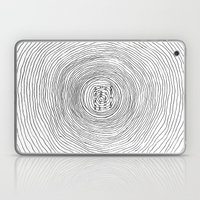 Fell In Love With The Su… Laptop & iPad Skin