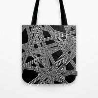 To The Edge #4 Tote Bag
