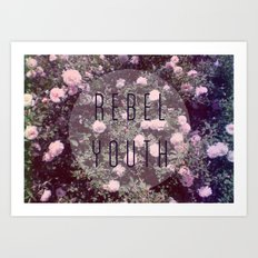 Rebel Youth Art Print