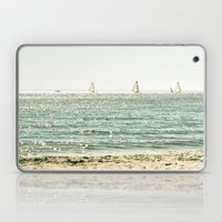 These Summer Days Laptop & iPad Skin