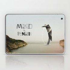 Mind the Penguin! Laptop & iPad Skin