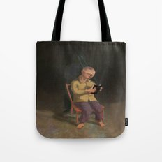 Horor Fiction Tote Bag