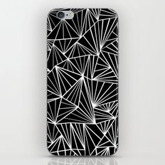 Ab Fan #2 iPhone & iPod Skin