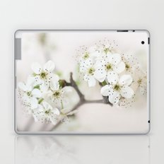 White Pear Laptop & iPad Skin