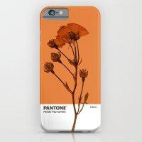 PANTONE 1385 U iPhone 6 Slim Case