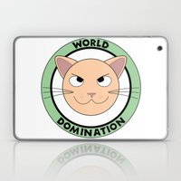 World Domination III Laptop & iPad Skin