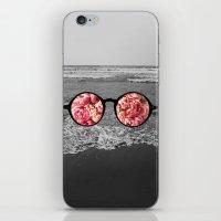 iFloral iPhone & iPod Skin
