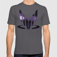 Spectre Mens Fitted Tee Asphalt SMALL