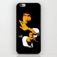 Dragon Season iPhone & iPod Skin