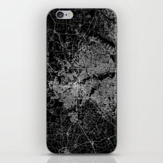 Fort Worth Map iPhone & iPod Skin