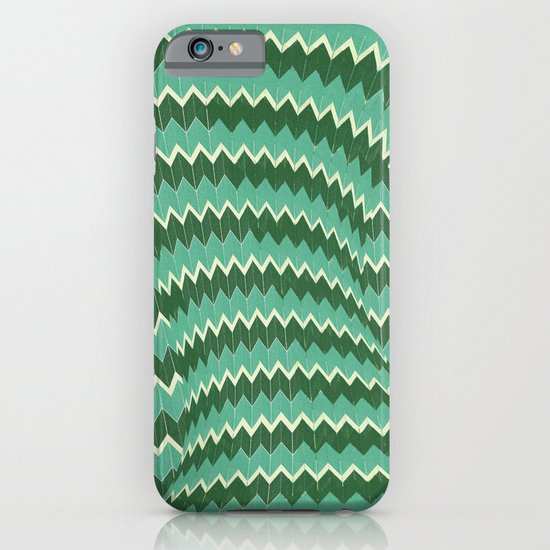 kiss your zig zag iPhone & iPod Case