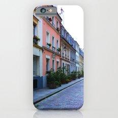 Paris Side Street iPhone 6 Slim Case