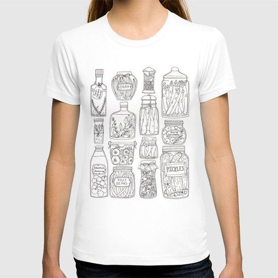 Pickles Print T-shirt