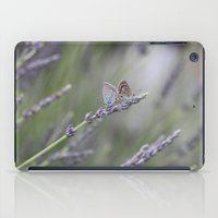 Lavender Butterflies - J… iPad Case