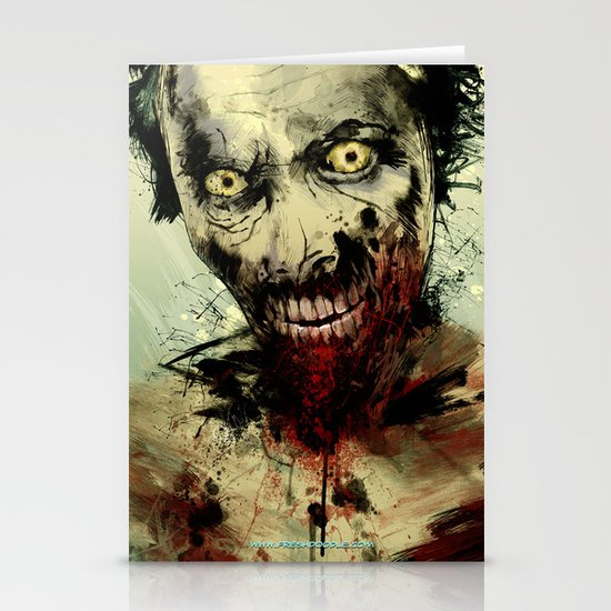 UNDEAD Stationery Card
