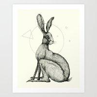 'Wildlife Analysis VI' Art Print