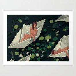 Art Print - Travelers - Reno Nogaj