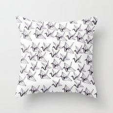 grahams and grahams Throw Pillow