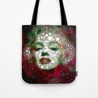 Marilin Circles Tote Bag