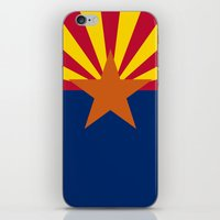 Arizona State Flag, Auth… iPhone & iPod Skin