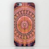 Mango Mandala iPhone & iPod Skin