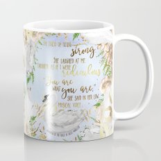 Daughter of the Forest - You Are What You Are Mug