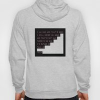 The Bad Guy Affirmation Hoody