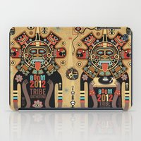 Mayas Spirit - Boom 2012 iPad Case