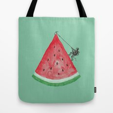 Summer Climb Tote Bag